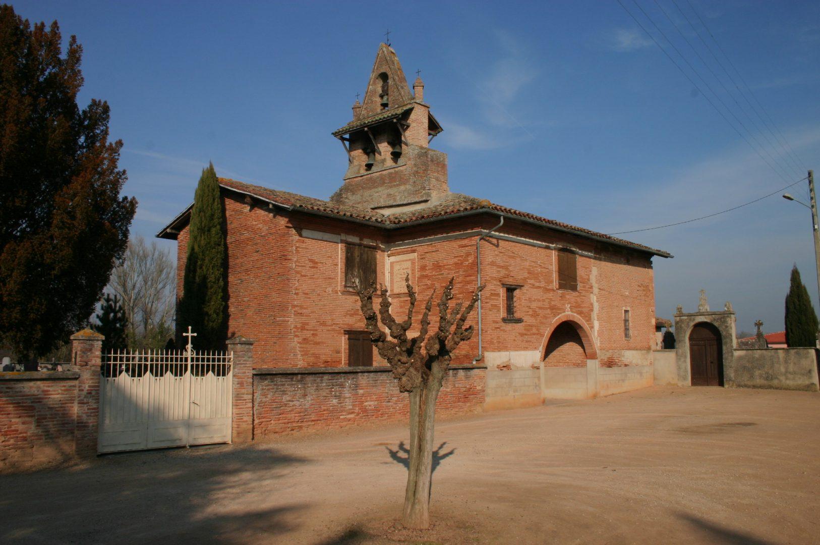 Eglises et hameaux