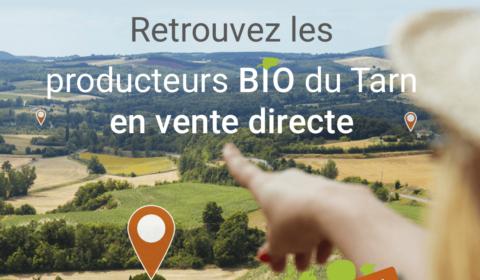 Le nouveau guide tarnais des producteurs bio est en ligne