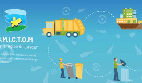 Nouveau : la newsletter du compostage du Smictom
