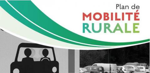 Plan de mobilité rurale agglomération