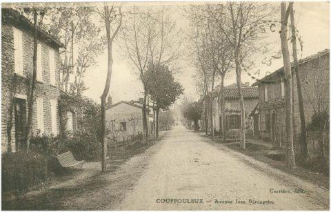 Avenue Jean-Bérenguier Couffouleux