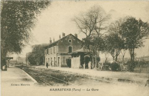 Gare de Couffouleux Rabastens