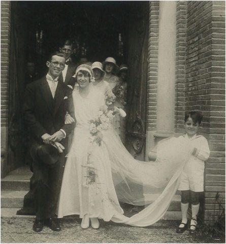 Mariage à Saint-Victor