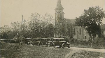 Saint-Victor au début du XXe siècle