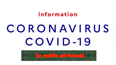 Coronavirus : mairie fermée, un numéro d'urgence