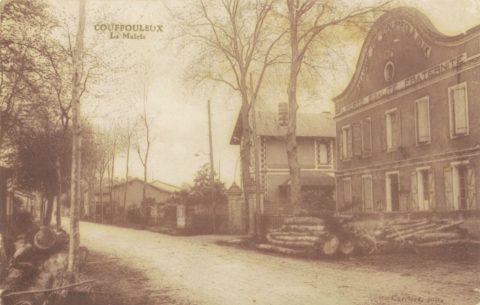 Mairie 1900