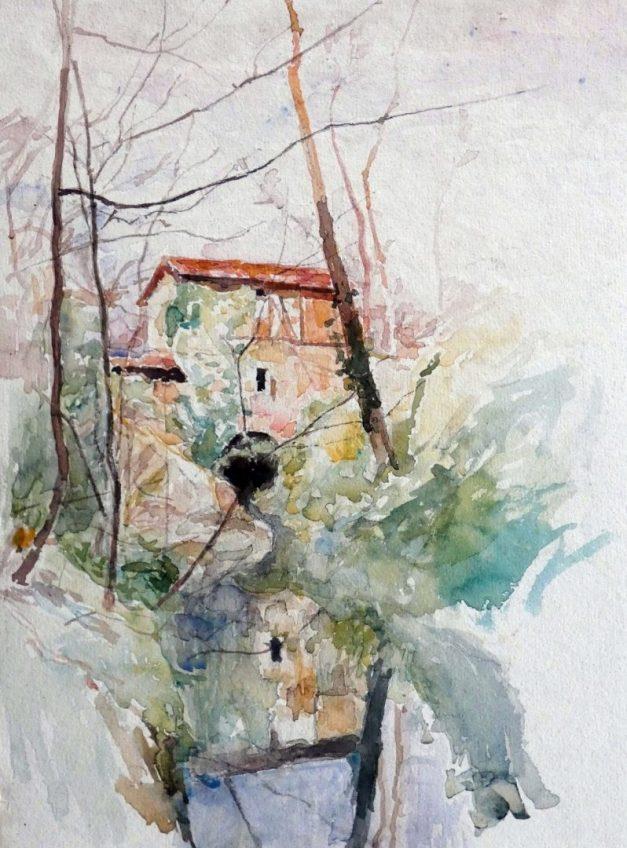 """""""La Mouline"""" Joseph-Marie Boissière"""