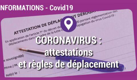 Attestation-Covid